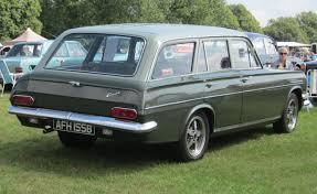 vauxhall cresta file vauxhall cresta pb estate june 1964 2651cc rear three