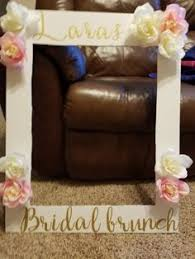 diy photo booth frame bridal shower photo booth frame bridal shower diy