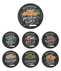 chalk jam labels by valerie mckeehan worldlabel