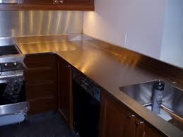 Kitchen Sink Countertop Bronze Countertops Brooks Custom