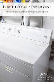 How To Clean A Clothes Dryer How To Clean A Top Loading Washing Machine With Vinegar And Bleach