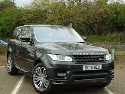 metallic land rover used 2015 land rover range rover sport sdv6 autobiography dynamic