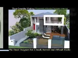 Home Design For Narrow Land Narrowlothomedesign Com Au Best Designers For Narrow Block Home