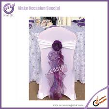 spandex chair sashes 200sets hot sale ultra purple ultra plum pink chair sashes 200pcs