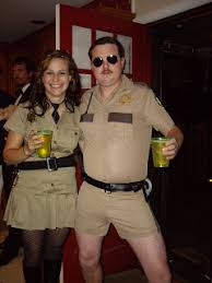 Reno 911 Halloween Costume Running Law Halloween Party 2008