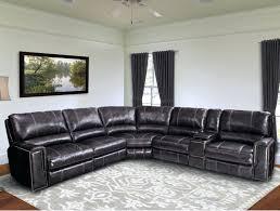 Microfiber Contemporary Sofa Reclining Sectional Sofa Microfiber Terrific 98 Reclining