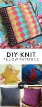 Patterns For Knitted Cushion Covers 108 Best Pillows Images On Pinterest Cushions Pillow Patterns