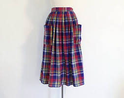 cotton skirts womens cotton skirts etsy