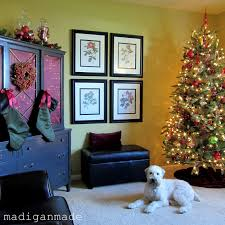 Home Decor Blogs Christmas Simple Steps For Holiday Decorating A House Tour