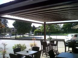 Sunscreen Patios And Pergolas by Flute Self Standing Patio Systems U0026 Pergolas Alutex Shading