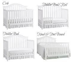 Crib Convertible To Toddler Bed by Putting Together The Nursery With A Fisher Price Crib Babes And
