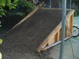 Backyard Bmx Dirt Jumps Building A Wooden Mould Of A Dirt Jump Pinkbike Forum