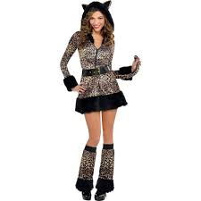 Party Womens Halloween Costumes Pretty Kitty Costume Cat Costumes Party
