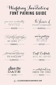 wedding invitations font best 25 wedding invitation fonts ideas on wedding