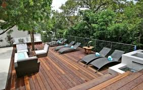 outdoor floor panels modern house