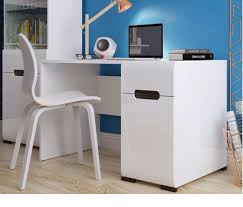 white high gloss desk white high gloss furniture i quality modern furniture impact furniture