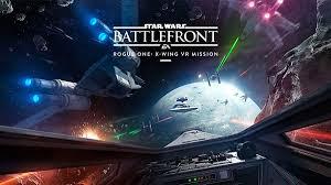 star wars battlefront u0027x wing vr mission u0027 playable at playstation