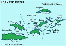 st islands map usvi maps visit us islands com