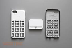 Apple Lighting Dock Apple Iphone 5c Case Lightning Dock Hands On U2014 Gadgetmac
