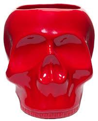 sourpuss skull planter daily dead