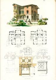 Italian Floor Plans 165 Best Floor Plans Traditional Images On Pinterest Vintage