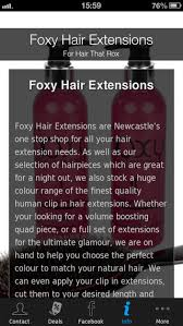 foxy hair extensions newcastle pre bonded hair extensions newcastle upon tyne indian remy hair