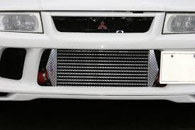 mitsubishi evo 7 stock mitsubishi evolution evo 4 5 u0026 6 uprated intercooler allisport