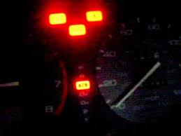 toyota camry dash lights in dash lights not working