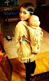 Baby Alive Halloween Costumes 25 Sacagawea Costume Ideas Indian Costumes
