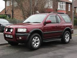 images for u003e vauxhall frontera