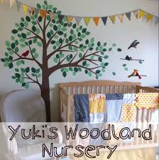 Fabric Wall Decals For Nursery Tutorial Fabric Wall Decals You And Mie