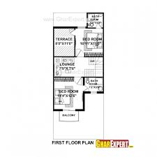 house map design 20 x 50 best 15 x 50 house design house and home design 15 50 house map
