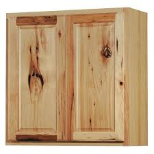 Lowes Instock Kitchen Cabinets Shop Diamond Now Denver 30 In W X 30 In H X 12 In D Hickory Door