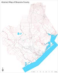 Harris County Flood Map Mapping Brazoria County Appraisal District