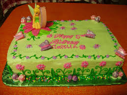 How To Decorate A Birthday Cake At Home Best 25 Tinkerbell Birthday Cakes Ideas On Pinterest Tinker