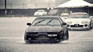 automobile toyota automobile cars jdm japanese domestic market rain toyota supra