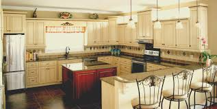 kitchen fresh antiqued white kitchen cabinets designs and colors