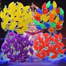 battery operated lights target decorations for