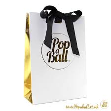 gift bags popaball gift bag the teashed