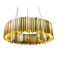 round chandelier light facet 60 round chandelier pendant brass