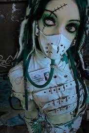 Halloween Costume Gas Mask Monster Gas Mask Maid Naughtykittydv 1992 Deviantart