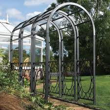 wedding arches bunnings garden arch garden ideas designs