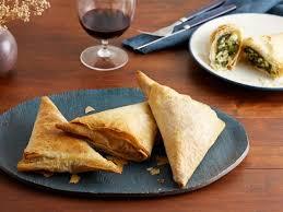 dinner spanakopitas recipe ina garten food network