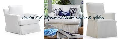 Slipcovered Armchairs All Slipcovered Chairs Armchairs Chaises Gliders Dinning