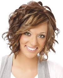 loose perms for short hair 2018 permed hairstyles for short hair best 32 curly short haircut