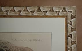 conservation framing columbia frame shop