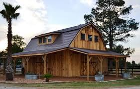 Barn House Kits For Sale Pole Barn Homes Plans Barn Home Horse Facility Horse