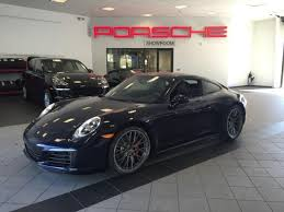 porsche 911 black porsche 911 jacksonville 6 2017 porsche 911 used cars in
