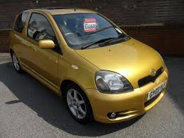 toyota yaris 2001 for sale used toyota yaris 2003 manual petrol 1 5 vvt i t sport gold for