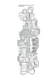 i a 73 prosposed deferred parking structure floor plan dimensions